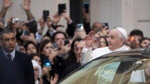 Papież: zło podstępem przyciąga nas do siebie spiralami śmierci