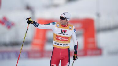 Riiber wciąż niepokonany. Polacy bez punktów w Lillehammer