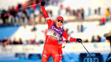 Bolszunow przyćmił gospodarzy w biegu łączonym w Lillehammer
