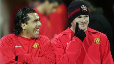 Tevez wspomina hojność Rooneya.