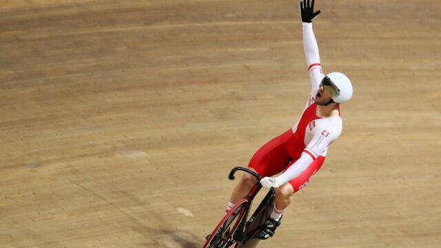 Sprint dla Rudyka. Złoto i rekord Polski na torze