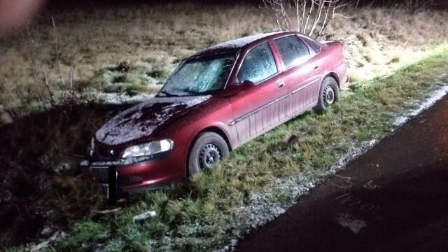 Pijany kierowca potrącił dwie kobiety, jedna z nich zmarła w szpitalu