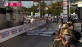 Stachowiak drugi na lotnym finiszu w Makarskiej na 3. etapie Cro Race