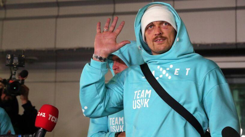 """""""Chcę po prostu żyć"""". Niespodziewany mistrz świata wrócił na Ukrainę"""