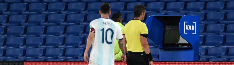Anulowany gol Messiego. Selekcjoner Argentyny narzeka na VAR