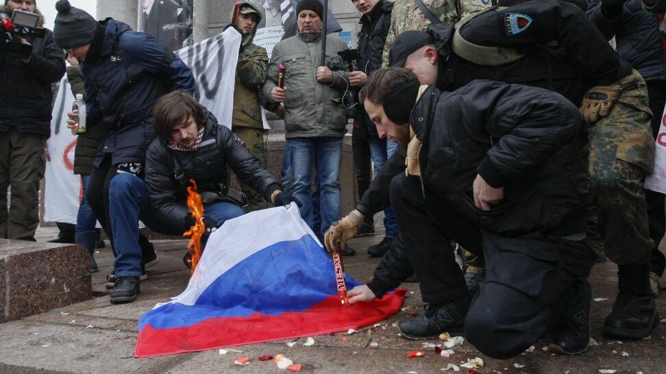 Rosja wzywa szefa ukraińskiej misji dyplomatycznej