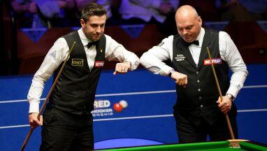 Zażarta walka o finał mistrzostw świata. Bingham i Selby idą łeb w łeb
