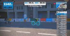 Finisz 4. etapu ORLEN e-Tour de Pologne Amatorów