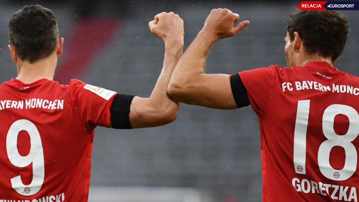 Niemiecki hit nad hitami. Lewandowski znów próbuje podbić Dortmund