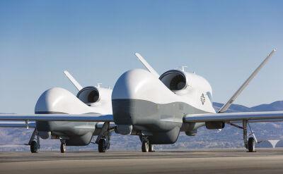 Amerykański dron MQ-4C Tryton