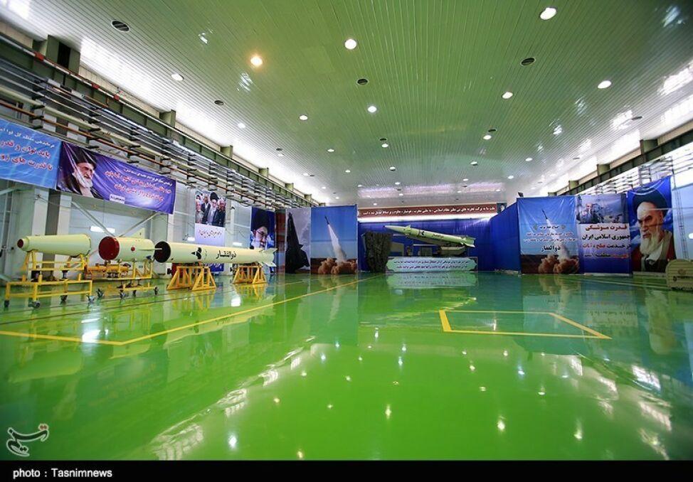 Irańczycy bardzo często prezentują nowy sprzęt swoich wojsk rakietowych w taki sposób. To głównie przedsięwzięcia natury propagandowej