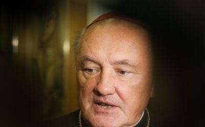 Kard. Nycz zaskoczony oskarżeniami wobec abp Wesołowskiego