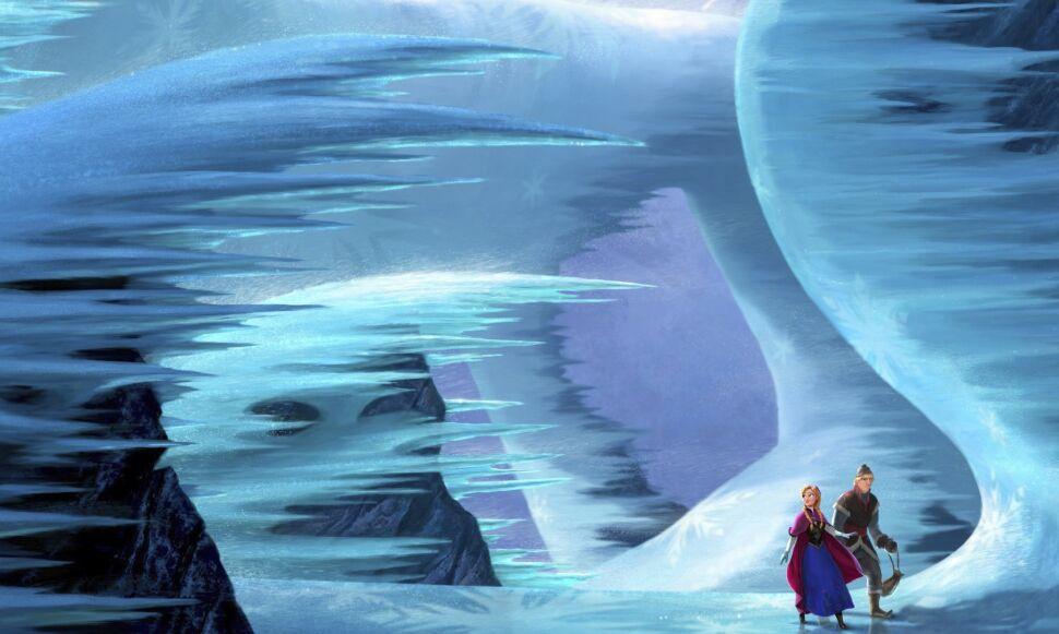 """""""Kraina lodu"""""""