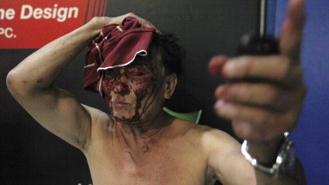 Wybory w cieniu krwawych walk. Tajlandia głosuje