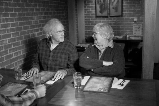 Bruce Dern i June Squibb