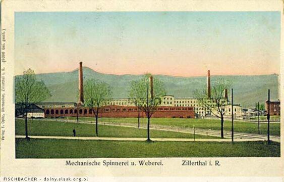 Zakłady na początku XX wieku