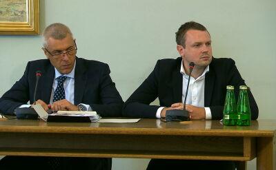 Michał Tusk: zajmuję się prowadzeniem swojej spółki przewozowej