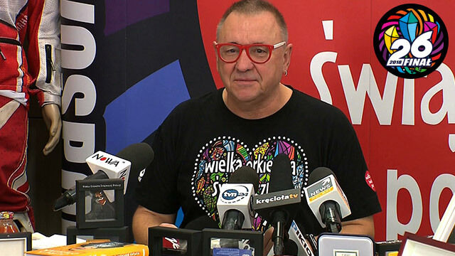 Jurek Owsiak podsumował 26. Finał WOŚP