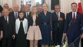 Incydent z hymnem państwowym w czasie uroczystości w Wilanowie
