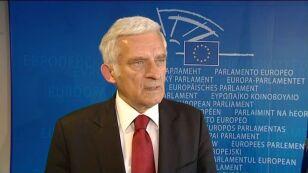 Jerzy Buzek, przewodniczący PE