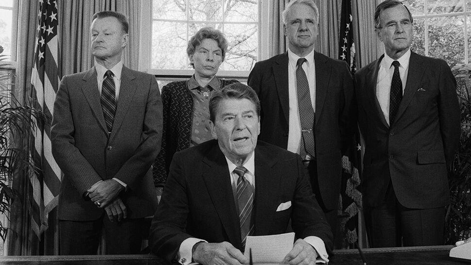 """""""Reagan poprosił Brzezińskiego, by został także jego doradcą"""""""