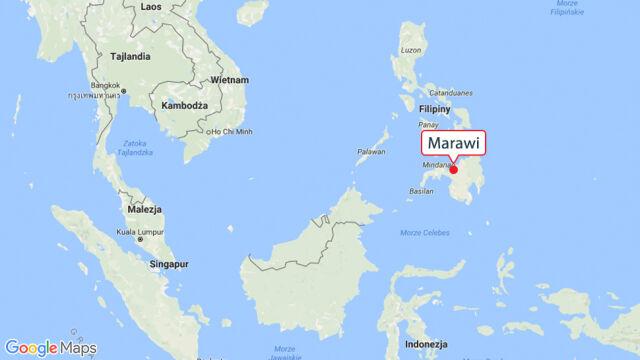 Filipiny Prezydent Marawi wolne od islamist³w Wojsko walki trwają