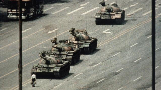 Pekin nasila cenzurę przed rocznicą masakry na Tiananmen