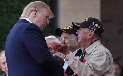 Trump: ci którzy tu walczyli wygrali przyszłość dla narodu
