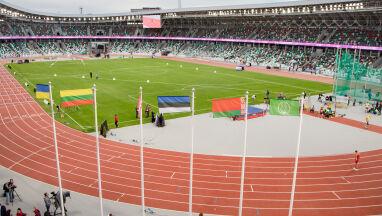 Mińsk gotowy na igrzyska.