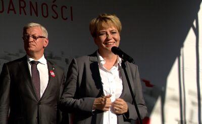 Zdanowska: samorząd to jest to, co w naszych sercach jest naszym małym domem