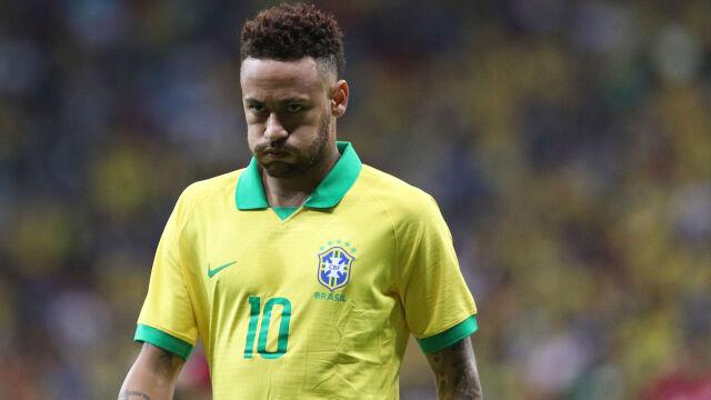 Nowe fakty w sprawie oskarżenia Neymara o gwałt. Pojawiło się nagranie z hotelu