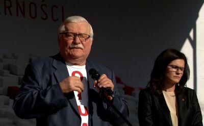 Przemówienie Lecha Wałęsy