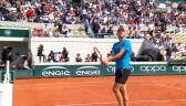 Thiem awansował do półfinału Roland Garros