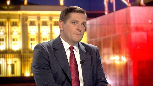 Bartosz Kownacki o sporze prezydenta z szefem MON
