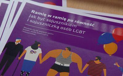 Bogusław Linda w Kampanii Przeciw Homofobii