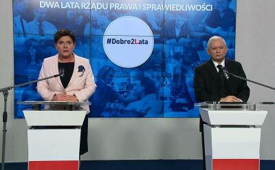 Szydło: UE zmieniła sposób patrzenia na kryzys migracyjny dzięki Polsce