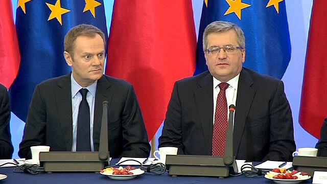 Tusk:Euro nie jest źródłem kryzysu