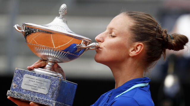 Pliskova wywalczyła w Rzymie 13. tytuł w karierze