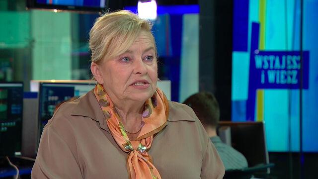 Borowiecka: dopóki się coś nie zmieni w hierarchii Kościoła, to uważam, że mamy znikome szanse