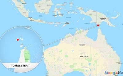 Wyspy w Cieśninie Torresa są zagrożone zalaniem