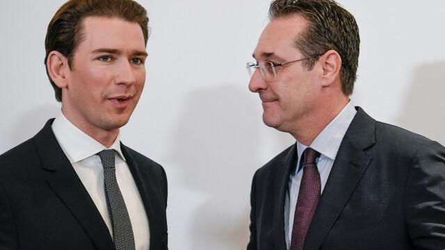 Media: szef austriackiego rządu wyklucza dalszą współpracę z wicekanclerzem