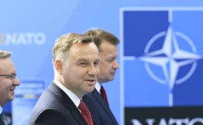 """""""Będziemy pokazywali, że NATO żyje"""""""