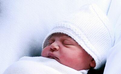 2bb0b2c911116 Książę Louis urodził się 23 kwietnia (wideo archiwalne)