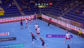 Skrót meczu Barcelona – Mieszkow Brześć w ćwierćfinale Ligi Mistrzów