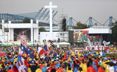 Papież wyląduje w Krakowie o godz. 16
