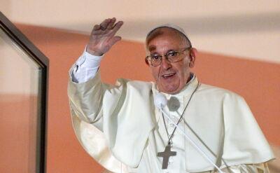 Całe spotkanie Franciszka z pielgrzymami na Franciszkańskiej