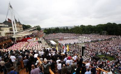Papież w homilii: oby dokonało się dla wszystkich i każdego z osobna przejście wewnętrzne