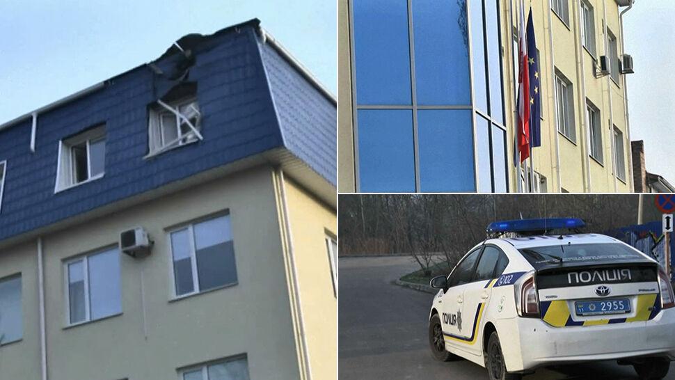 Polski konsulat ostrzelany. Ukraińskie władze potępiają atak