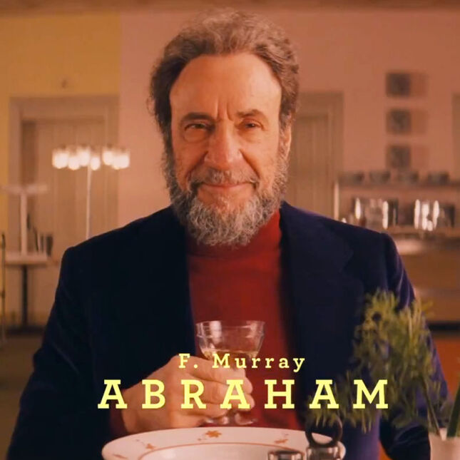 F. Murray Abraham
