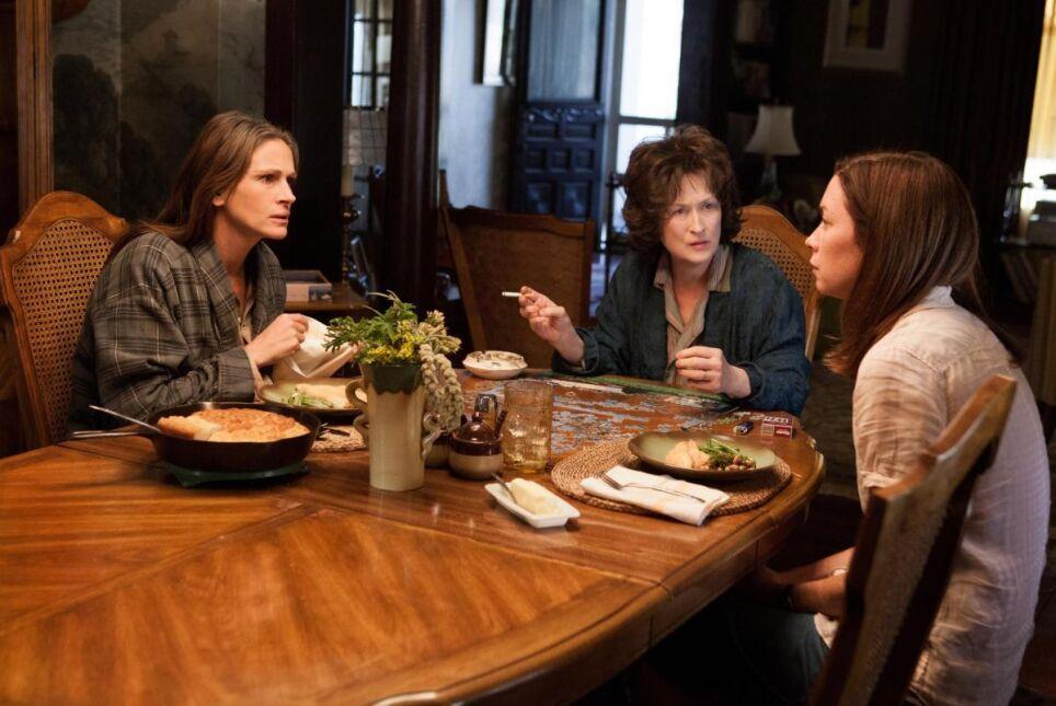 Sierpień w hrabstwie Osage (z Julia Roberts i Julianne Nicholson)